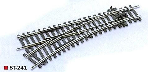 rail droit 670 mm code 100 échelle HO PECO ST-204